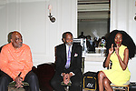 Ron Carter's Finding Te Right Notes Book Release and Foundation Soiree Held at The Carlye Hotel, NY