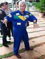 BRASILIA, DF, 06.12.2018 - PONTES-CCBB-   Marcos Pontes, futuro ministro da Ciência e Tecnologia, durante entrevista no CCBB, onde ocorre a transição do Governo, nesta quinta, 06.(Foto:Ed Ferreira / Brazil Photo Press)