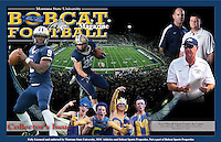 Bobcat Football Magazine  - Review & Preview (3rd Revision)