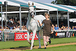 Images from the First Veterinary Inspection at the 2013 Land Rover Burghley Horse Trials