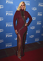 SANTA BARBARA, CA - FEBURARY 3:  Mary J. Blige at the 33rd Santa Barbara International Film Festival - Virtuosos Award at the Arlington Theatre on February 3, 2018 in Santa Barbara, California. (Photo by Scott Kirkland/PictureGroup)