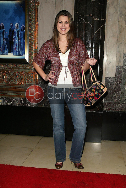 """Lindsey Shaw<br />at the opening night of """"Riverdance"""". Pantages Theatre, Hollywood, CA. 02-07-06<br />Jason Kirk/DailyCeleb.com 818-249-4998"""