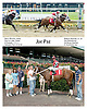 Joe Pag winning at Delaware Park on 8/22/06
