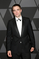 HOLLYWOOD, CA - NOVEMBER 11: Robert Pattinson at the AMPAS 9th Annual Governors Awards at the Dolby Ballroom in Hollywood, California on November 11, 2017. Credit: David Edwards/MediaPunch /NortePhoto.com