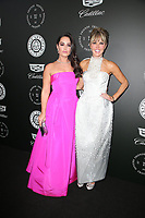SANTA MONICA, CA - JANUARY 6: Beau Dunn and Laura Dunn at Art of Elysium's 11th Annual HEAVEN Celebration at Barker Hangar in Santa Monica, California on January 6, 2018. <br /> CAP/MPI/FS<br /> &copy;FS/MPI/Capital Pictures