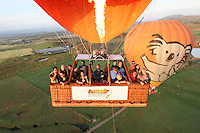 20140406 April 06 Hot Air Balloon Gold Coast