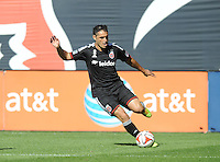 Washington D.C. - September 27, 2014: D.C. United defeated the Philadelphia Union 1-0 during a Major League Soccer match at RFK Stadium.