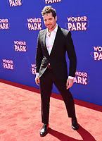 "10 March 2019 - Westwood, California - David Bisbal. ""Wonder Parker"" Los Angeles Premiere held at Regency Village Theater. Photo Credit: Birdie Thompson/AdMedia"