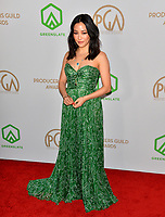 SANTA MONICA, USA. January 18, 2020: Constance Wu at the 2020 Producers Guild Awards at the Hollywood Palladium.<br /> Picture: Paul Smith/Featureflash
