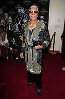 HOLLWOOD, CA - October 08: Dionne Warwick, At 4th Annual CineFashion Film Awards_Inside At On El Capitan Theatre In California on October 08, 2017. <br /> CAP/MPI/FS<br /> &copy;FS/MPI/Capital Pictures
