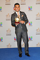 Tito el Bambino in the pressroom at Univision's Premio Lo Nuestro a La Musica Latina at American Airlines Arena on February 16, 2012 in Miami, Florida. © mpi10/MediaPunch Inc