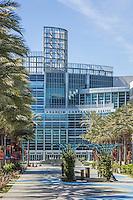 Anaheim Convention Center Grand Plaza