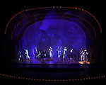 Students from LaGuardia High School for Music & Art and Performing Arts perform '42nd Street' at the Fourth Annual High School Theatre Festival at The Shubert Theatre on March 19, 2018 in New York City.
