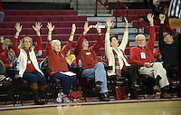 NWA Democrat-Gazette/BEN GOFF @NWABENGOFF<br /> Arkansas vs Texas Tech women's basketball on Saturday Dec. 3, 2016 at Bud Walton Arena in Fayetteville.