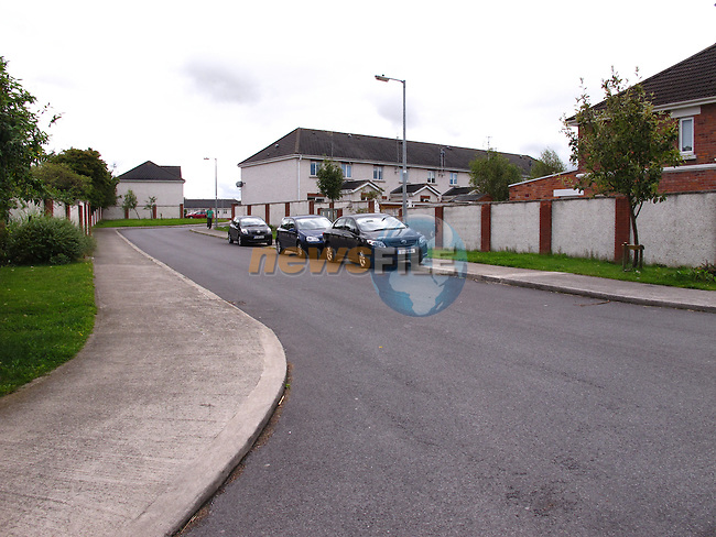 Silk Park Entrance.Picture Fran Caffrey www.newsfile.ie