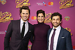 Andrew Rannells, Stephanie J Block and Brandon Uranowitz attends the Broadway Opening Performance of 'Charlie and the Chocolate Factory' at the Lunt-Fontanne Theatre on April 23, 2017 in New York City.