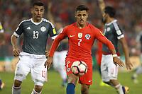 Rusia 2018 Chile vs Paraguay