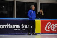 SCHAATSEN: LEEUWARDEN, 22-10-2016, Elfstedenhal,  KNSB Trainingswedstrijden, Jan Ykema, ©foto Martin de Jong