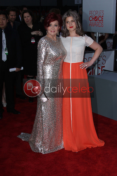 Sharon Osbourne, Kelly Osbourne<br />
