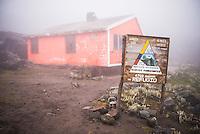Illinizas Refuge, Pichincha Province, Ecuador