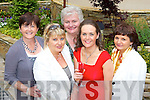 DAY OUT: Having a great day out at the Enable Ireland Lunch & Fashion Show on Friday at the Fels Point Hotel were l-r: Renee O'Donovan, Claire Harty, Dorothy Barry, Anne Harty and Teresa Compagno.   Copyright Kerry's Eye 2008