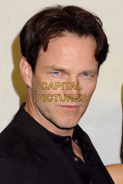 Stephen Moyer.Tom Ford Cocktail Party held at the Tom Ford Store, Beverly Hills, California, USA..February 21st, 2013.headshot portrait black   .CAP/ADM/BP.©Byron Purvis/AdMedia/Capital Pictures.