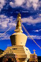The Great Stupa of Dharmakaya, Shambhala Mountain Center, Red Feather Lakes, Colorado USA