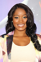 HOLLYWOOD, CA - AUGUST 16: Keke Palmer at the 'Sparkle' film premiere at Grauman's Chinese Theatre on August 16, 2012 in Hollywood, California. ©mpi26/MediaPunch Inc. /NortePhoto.com<br /> <br /> **CREDITO*OBLIGATORIO** *No*Venta*A*Terceros*<br /> *No*Sale*So*third* ***No*Se*Permite*Hacer*Archivo***No*Sale*So*third*