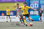 Aston Villa vs Wellington Phoenix during the Main tournament of the HKFC Citi Soccer Sevens on 22 May 2016 in the Hong Kong Footbal Club, Hong Kong, China. Photo by Li Man Yuen / Power Sport Images