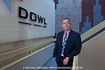 Lincoln Brandau of DOWL Engineering in the Anchorage, AK offfice.
