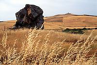 - landscape in the outskirtses of Corleone (Palermo)....- paesaggio nei dintorni di Corleone (Palermo)