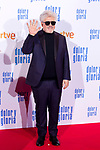 Pedro Almodovar attends the movie premiere of 'Dolor y gloria' in Capitol Cinema, Madrid 13th March 2019. (ALTERPHOTOS/Alconada)