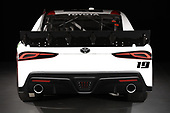 The Toyota Supra will make its on-track debut in the NASCAR Xfinity Series race at Daytona International Speedway on Saturday, Feb. 16, 2019