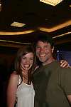 Molly Burnett and Peter Reckell - Official Daytime Emmy Awards gifting Suite on June 26, 2010 during 37th Annual Daytime Emmy Awards at Las Vegas Hilton, Las Vegas, Nevada, USA. (Photo by Sue Coflin/Max Photos)