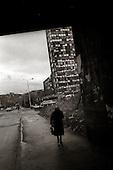 Street life in Sarajevo