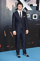 Evan Peters<br /> at the &quot;X-Men Apocalypse&quot; premiere held at the IMAX, South Bank, London<br /> <br /> <br /> &copy;Ash Knotek  D3116  09/05/2016