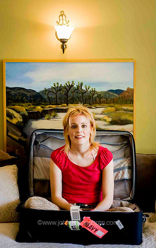 Comedian Maria Bamford is photographed  in Los Angeles, California.