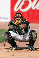 April 28, 2007:  Gustavo Rosendo of the Kane County Cougars at Elfstrom Stadium in Geneva, IL  Photo by:  Chris Proctor/Four Seam Images