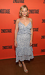"""Samantha Mathis during the Second Stage Theater's """"Make Believe"""" cast photo call at the Second Stage Theatre Theatre on July 23, 2019 in New York City."""