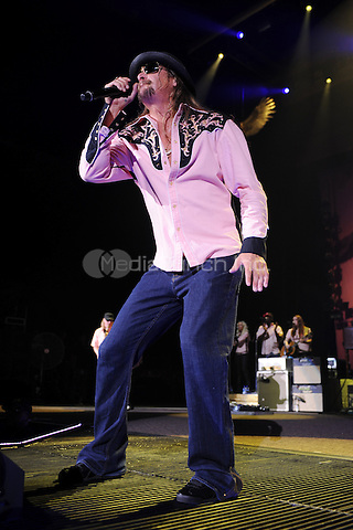 WEST PALM BEACH, FL - JULY 16: Kid Rock performs at The Coral Sky Amphitheater on July 16, 2015 in West Palm Beach Florida. Credit: mpi04/MediaPunch