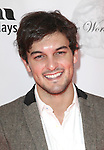 Wesley Taylor.arriving for the 68th Annual Theatre World Awards at the Belasco Theatre  in New York City on June 5, 2012.
