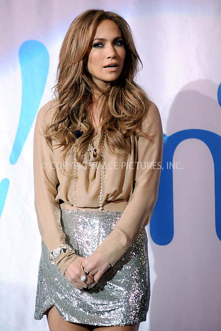 WWW.ACEPIXS.COM . . . . . .February 2, 2011...New York City...Actress Jennifer Lopez attends the Venus Goddess Fund for Education launch press conference at Radio City Music Hall on February 2, 2011 in New York City....Please byline: KRISTIN CALLAHAN - ACEPIXS.COM.. . . . . . ..Ace Pictures, Inc: ..tel: (212) 243 8787 or (646) 769 0430..e-mail: info@acepixs.com..web: http://www.acepixs.com .