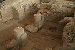 Tel Aviv-Yafo, the area of the Philistine Temples in Tel Qasile, 12th-11th centuries BC