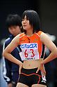 Anna Doi (JPN),.APRIL 29, 2012 - Athletics : The 46th Mikio Oda Memorial athletic meet, JAAF Track & Field Grand Prix Rd.3,during Women's 100m at Hiroshima Kouiki Kouen (Hiroshima Big arch), Hiroshima, Japan. (Photo by Jun Tsukida/AFLO SPORT) [0003].
