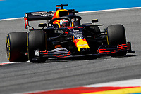 10th July 2020; Styria, Austria; FIA Formula One World Championship 2020, Grand Prix of Styria free practice sessions;  33 Max Verstappen NLD, Aston Martin Red Bull Racing takes the fastest lap