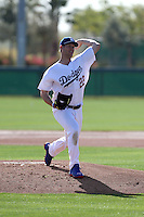 Clayton Kershaw - Los Angeles Dodgers 2014 spring training (Bill Mitchell)