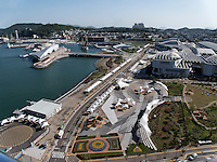 Expo-Gel&auml;nde In Yeosu, Provinz Jeollanam-do, S&uuml;dkorea, Asien<br />  Expo Compound  in Yeosu, province Jeollanam-do, South Korea, Asia