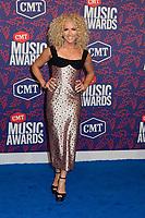 05 June 2019 - Nashville, Tennessee - Kimberly Schlapman, Little Big Town. 2019 CMT Music Awards held at Bridgestone Arena. <br /> CAP/ADM/DMF<br /> ©DMF/ADM/Capital Pictures
