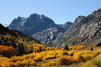 The splendor of the June Lake Loop in autumn