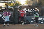 Dayton Spiel during the Bullfighters Only Bulltoberfest event in Austin, TX - 10.28.2017. Photo by Christopher Thompson